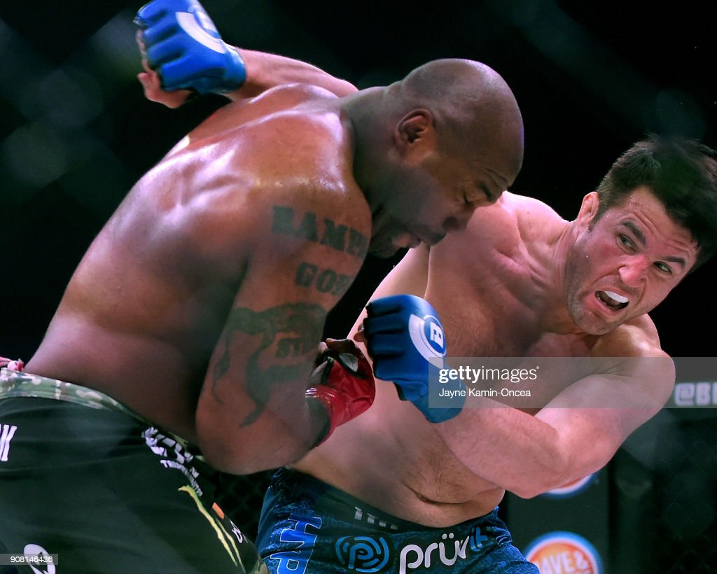 Bellator 192: Lima v MacDonald : News Photo