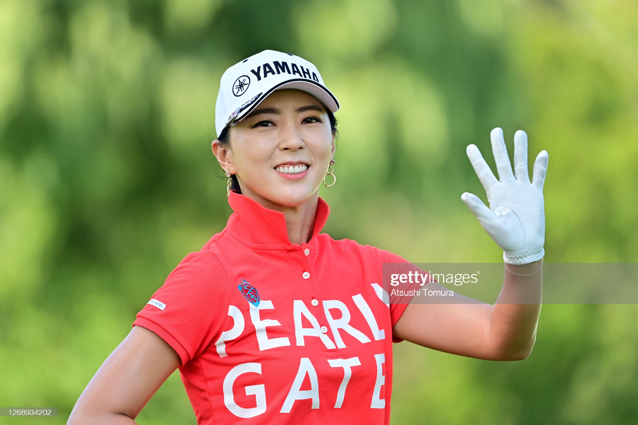 https://media.gettyimages.com/photos/chaeyoung-yoon-of-south-korea-poses-on-the-12th-hole-during-the-first-picture-id1268934202?s=2048x2048