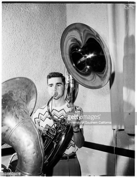 Chaffey Junior College Symphony Orchestra and 80 member symphonic choir 11 March 1952 Jack Feeney conductorWindy Hayward fluteLetty Maurer fluteCarol...