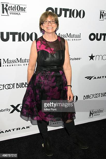 Chai Feldblum attends the 2015 OUT 100 Celebration at Guastavino's on November 11 2015 in New York City