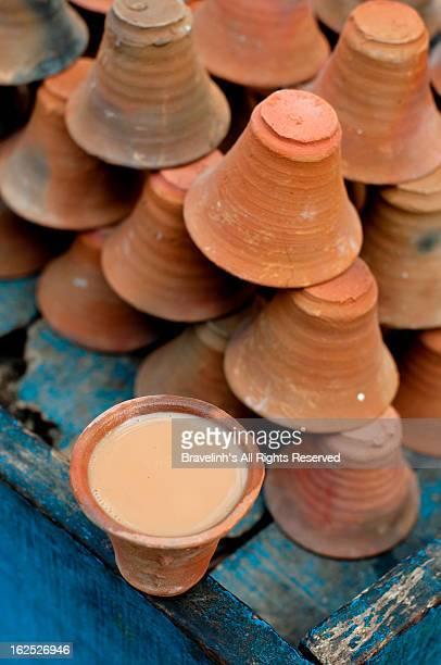 Chai Tea cups