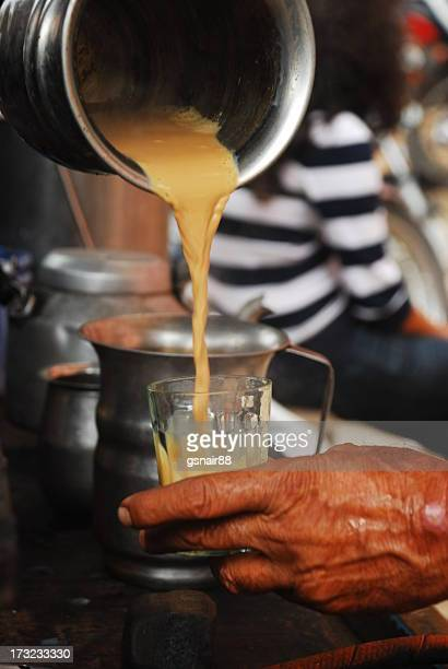Chai tea on the streets