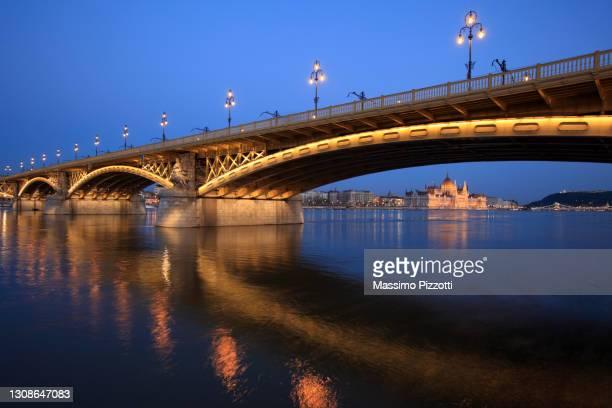 chain bridge in budapest - massimo pizzotti foto e immagini stock