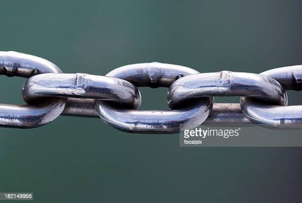 Chain under tension
