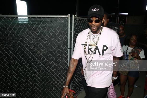 Chainz attends HOT 97 Summer Jam 2017 at MetLife Stadium on June 11 2017 in East Rutherford New Jersey