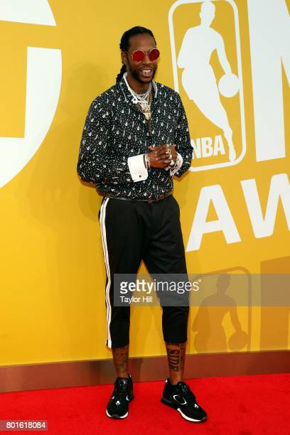 Chainz attends the 2017 NBA Awards at Basketball City Pier 36 South Street on June 26 2017 in New York City