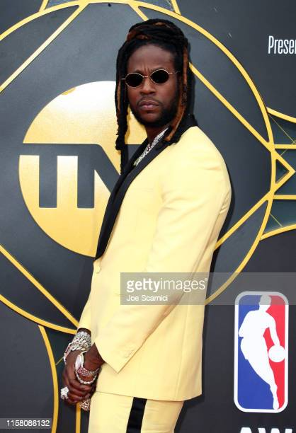Chainz attends the 2019 NBA Awards presented by Kia on TNT at Barker Hangar on June 24, 2019 in Santa Monica, California.