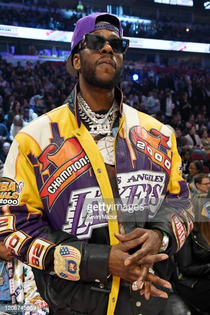 Chainz attends the 69th NBA AllStar Game at United Center on February 16 2020 in Chicago Illinois
