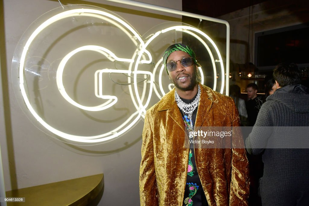 GQ Milan Cocktail Party - January 2018