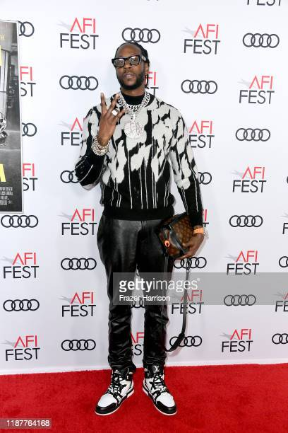 """Chainz attends the """"Queen & Slim"""" Premiere at AFI FEST 2019 presented by Audi at the TCL Chinese Theatre on November 14, 2019 in Hollywood,..."""