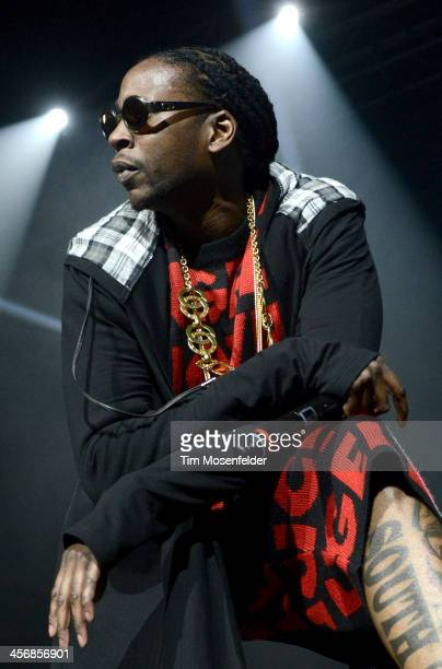 Chainz performs as part of Power 106's Cali Christmas at Honda Center on December 14, 2013 in Anaheim, California.