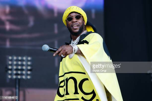 2 Chainz performs on stage during day 1 of Lovebox 2019 at Gunnersbury Park on July 12 2019 in London England