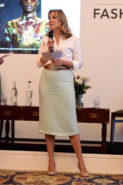 GBR: British Fashion Council - 2019 Fashion Forum