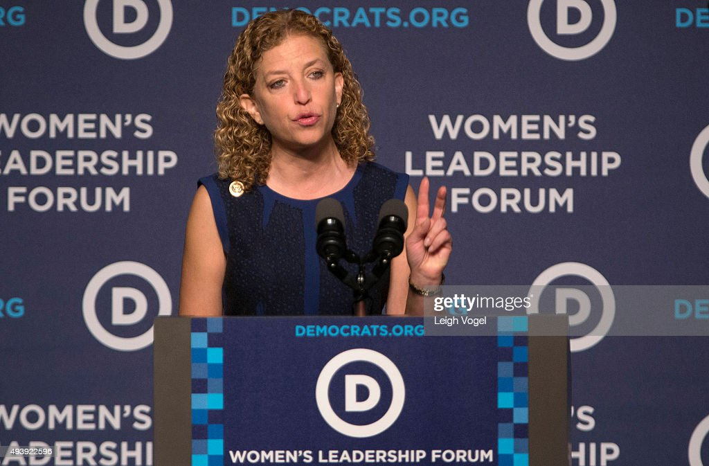 Democratic National Committee 22nd Annual Women's Leadership Forum National Issues Conference : News Photo
