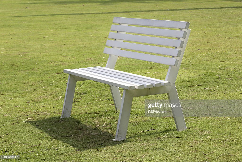 Chair in the park : Stock Photo
