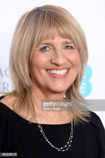 Chair Jane Lush attends The EE British Academy Film Awards BAFTA nominations announcement at BAFTA on January 9 2018 in London England