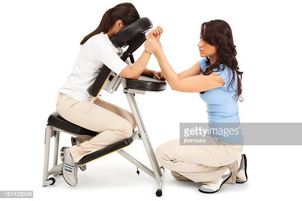 chair massage - trousers stock pictures, royalty-free photos & images