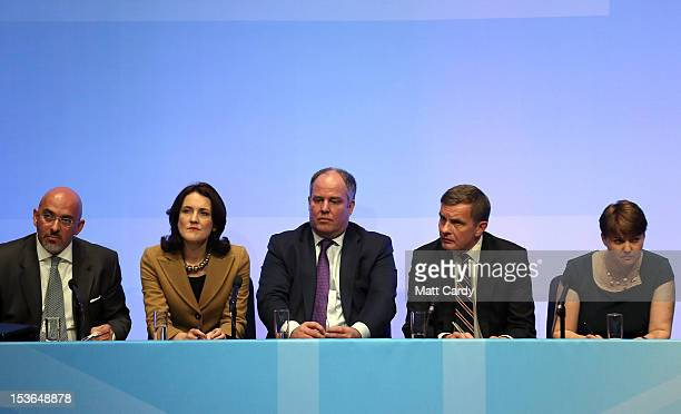Chair Nadhim Zahawi Secretary of State for Northern Ireland Theresa Villiers Leader of the Conservative Group in the Welsh National Assembly Andrew...
