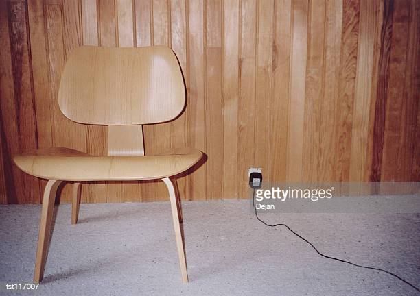 Chair next to outlet