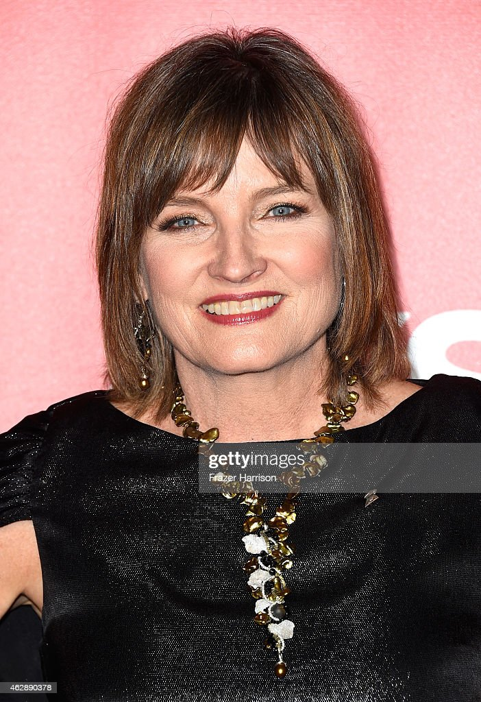 Chair of the Board of Trustees Christine Albert attends the 25th anniversary MusiCares 2015 Person Of The Year Gala honoring Bob Dylan at the Los Angeles Convention Center on February 6, 2015 in Los Angeles, California. The annual benefit raises critical funds for MusiCares' Emergency Financial Assistance and Addiction Recovery programs.