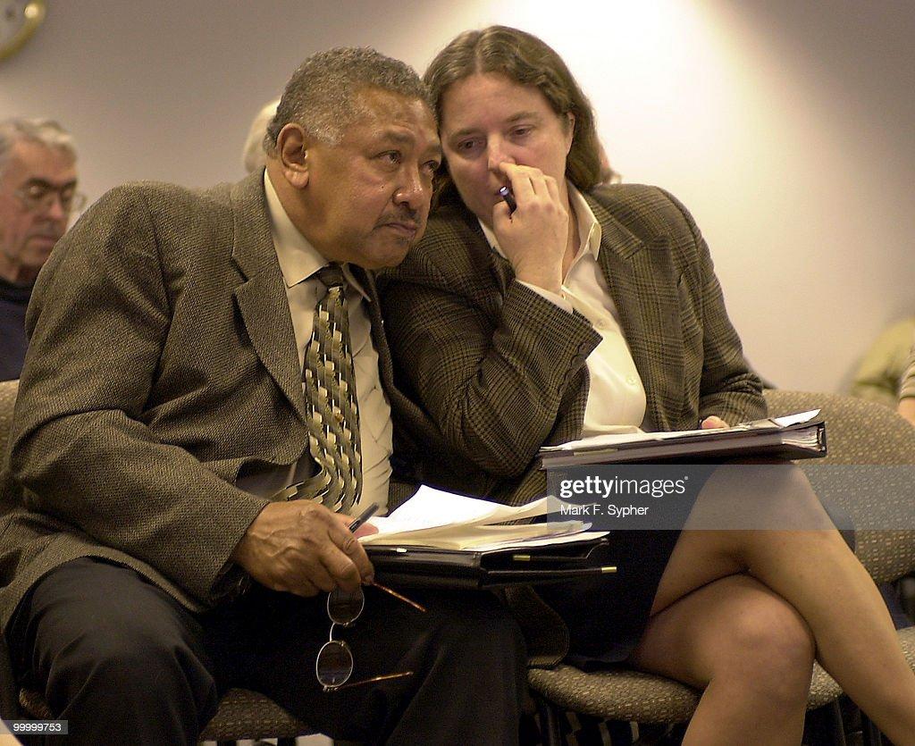 zoning hearing : News Photo