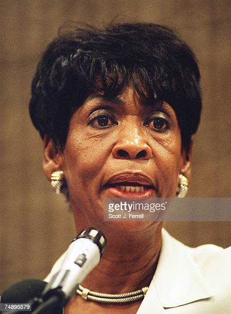 Chair Rep Maxine Waters DCalif hosting an issue forum called Connections Coverage and Casualties The Continuing Story of the CIA and Drugs Gary Webb...