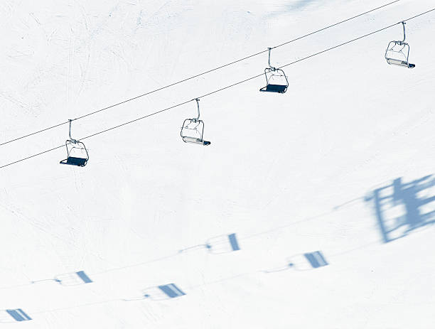 Chairlift and Ski Piste