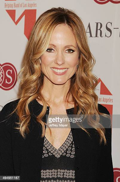 Chairman 20th Century Fox Television Dana Walden arrives at the The Helping Hand Of Los Angeles Mother's Day Luncheon at The Beverly Hilton Hotel on...