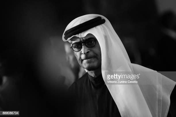 DIFF Chairman Abdulhamid Juma attends the Opening Night Gala of the 14th annual Dubai International Film Festival held at the Madinat Jumeriah...