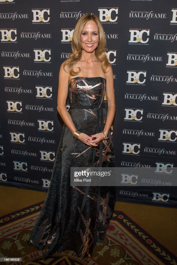 Chairman and CEO of 20th Century Fox Television Dana Walden attends the Broadcasting and Cable 23rd Annual Hall of Fame Awards Dinner at The Waldorf Astoria on October 28, 2013 in New York City.