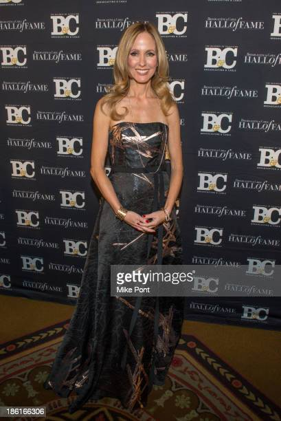 Chairman and CEO of 20th Century Fox Television Dana Walden attends the Broadcasting and Cable 23rd Annual Hall of Fame Awards Dinner at The Waldorf...