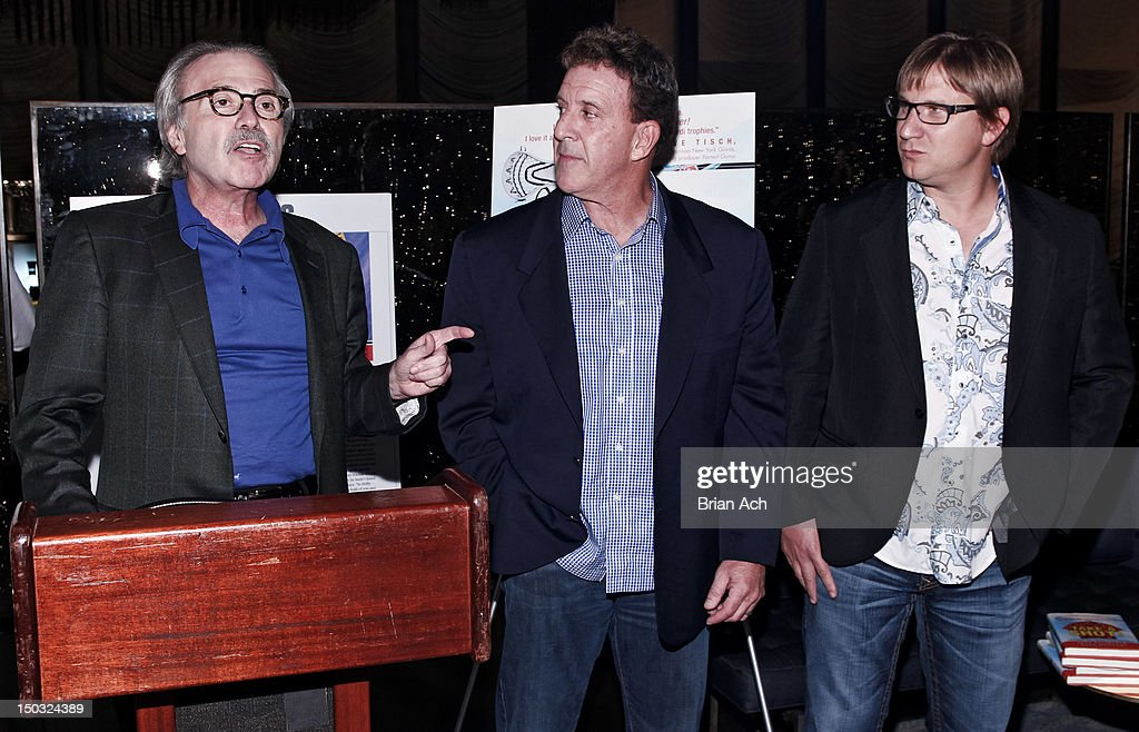 TAKE A SHOT! with Jake Steinfeld and Dave Morrow : News Photo