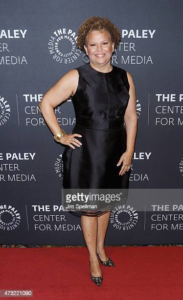 Chairman and CEO of BET Debra L Lee attends the The Paley Center For Media hosts a tribute to AfricanAmerican achievements in television at Cipriani...