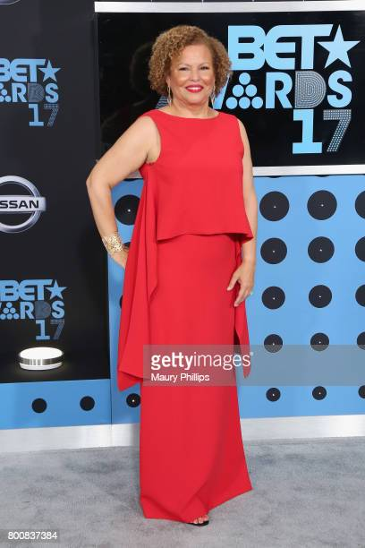 Chairman and CEO of BET Networks Debra L Lee at the 2017 BET Awards at Microsoft Square on June 25 2017 in Los Angeles California