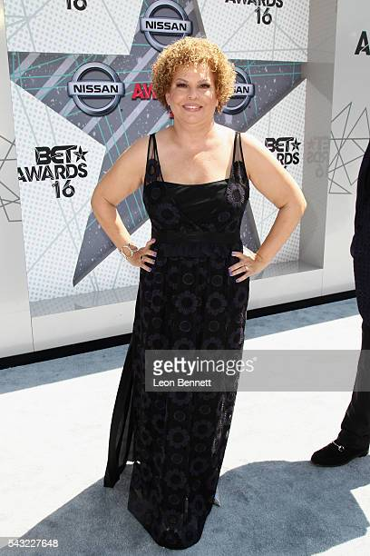 Chairman and CEO of BET Networks Debra L Lee attends the Make A Wish VIP Experience at the 2016 BET Awards on June 26 2016 in Los Angeles California