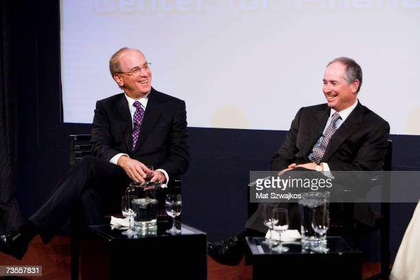 Larry Fink Blackrock Pictures and Photos - Getty Images