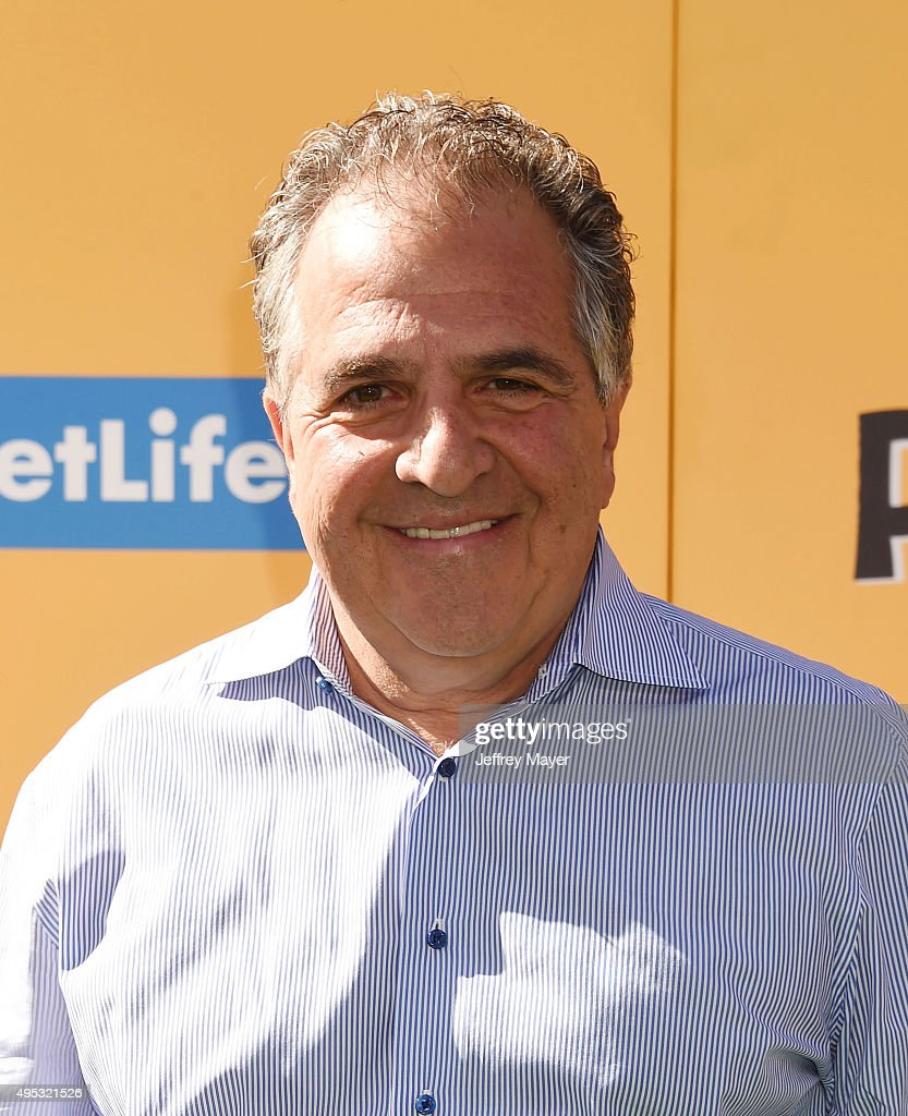 Chairman and CEO of Fox Filmed Entertainment Jim Gianopulos attends the Premiere of 20th Century Fox's 'The Peanuts Movie' at the Regency Village Theatre on November 1, 2015 in Westwood, California.