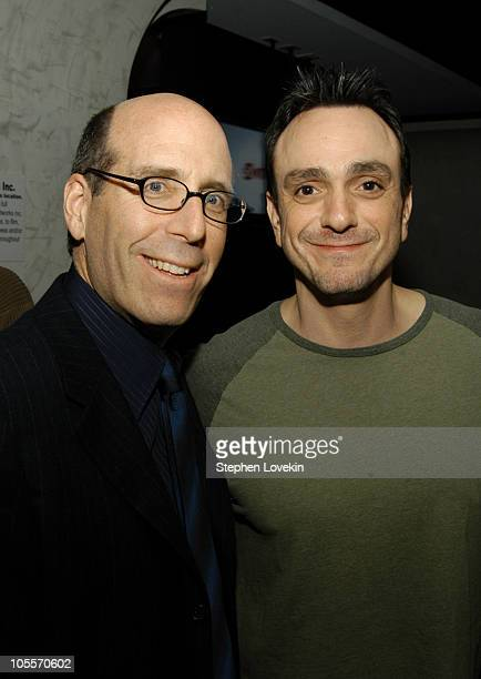 Chairman and CEO of Showtime Matt Blank and Hank Azaria