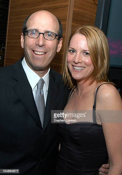 Chairman and CEO of Showtime Networks Matt Blank and Laurel Holloman