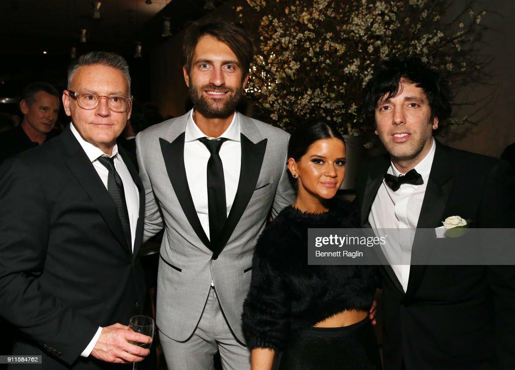 Chairman and CEO of Sony Music Nashville Randy Goodman, Ryan