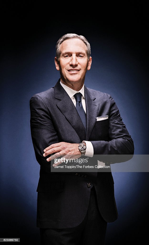 Howard Schultz, Forbes Magazine, March 21, 2016
