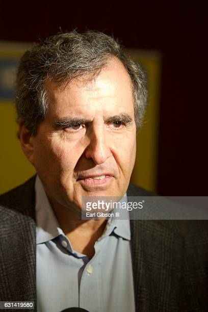 Chairman and CEO of The Chernin Group Peter Chernin attends the LA Promise Fund Screening Of Hidden Figures at USC Galen Center on January 10 2017 in...