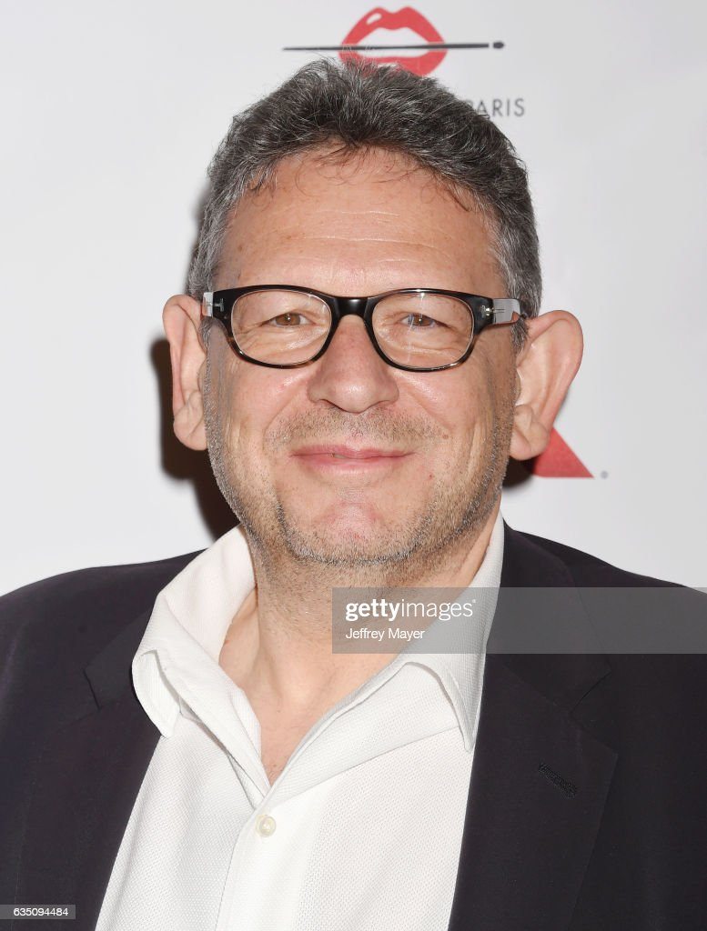 Chairman and CEO of Universal Music Group Lucian Grainge arrives at the Universal Music Group's 2017 GRAMMY After Party at The Theatre at Ace Hotel on February 12, 2017 in Los Angeles, California.