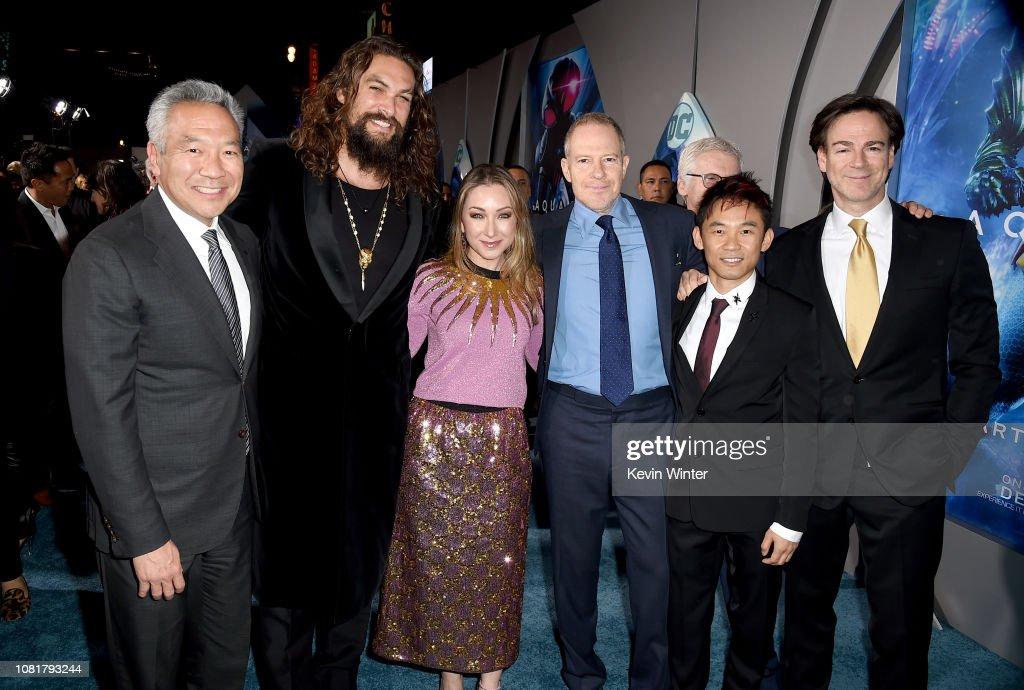 Chairman and CEO of Warner Bros  Entertainment Kevin Tsujihara