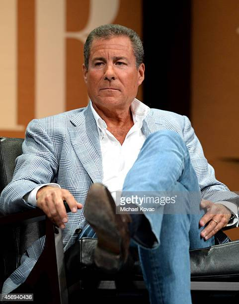 Chairman and CEO Richard Plepler speaks onstage during Who Owns Your Screen at the Vanity Fair New Establishment Summit at Yerba Buena Center for the...