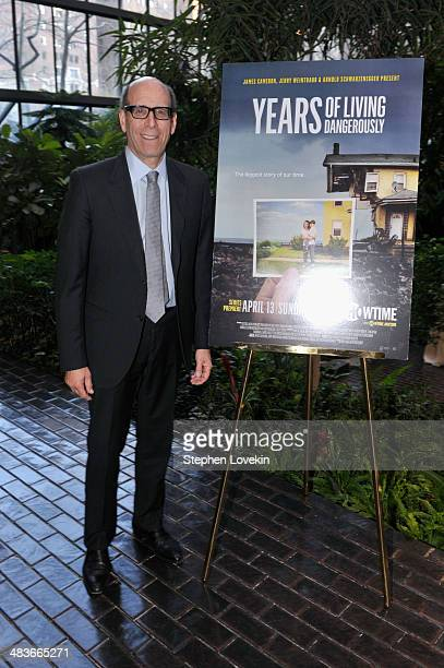 Chairman and CEO Showtime Networks Inc Matthew C Blank attends the Showtime screening of Years Of Living Dangerously at Ford Foundation's New York...