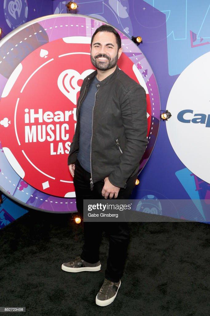 2017 iHeartRadio Music Festival - Night 2 - Backstage