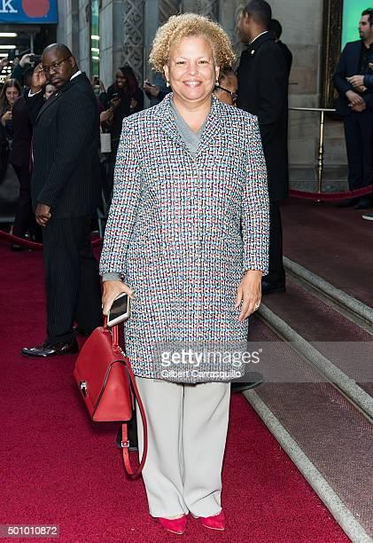 Chairman and Chief Executive Officer of BET, Debra L. Lee attends Billboard's 10th Annual Women In Music at Cipriani 42nd Street on December 11, 2015...