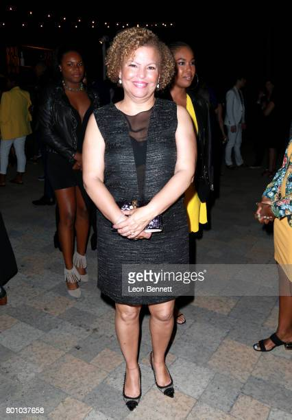 Chairman and Chief Executive Officer of BET Debra L Lee attends the 2017 BET Awards Official After Party at Vibiana on June 25 2017 in Los Angeles...