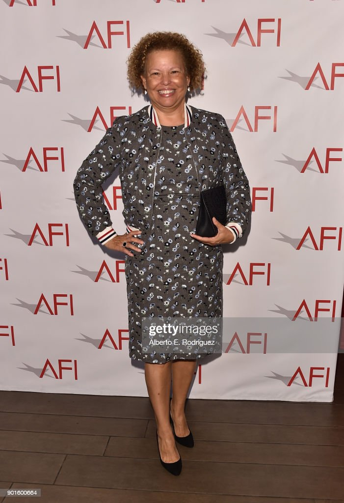 Chairman and Chief Executive Officer of BET Debra L. Lee attends the 18th Annual AFI Awards at Four Seasons Hotel Los Angeles at Beverly Hills on January 5, 2018 in Los Angeles, California.